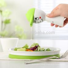 Salz Pfeffer Öl und Essig-Set