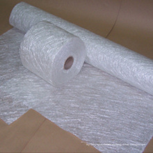 Estera de fibra cortada de fibra de vidrio para producir tanques de FRP
