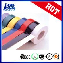 Ruban électrique en PVC de différentes couleurs