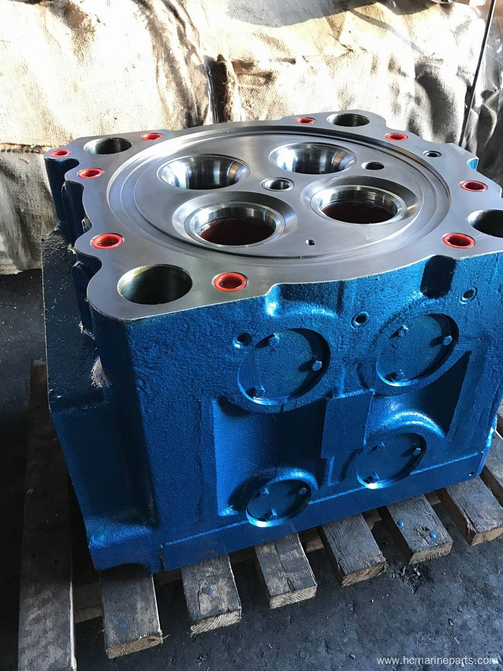 Cylinder Cover Surface Machine