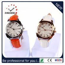 Relógio de moda senhora relógio relógio de quartzo para mulheres assistir (dc-1256)