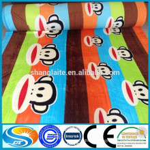 print cotton fabric customized fabric for women shirts flannel fabric