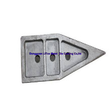 Zinc Alloy Die Casting Parts for Iron Approved SGS, ISO9001: 008