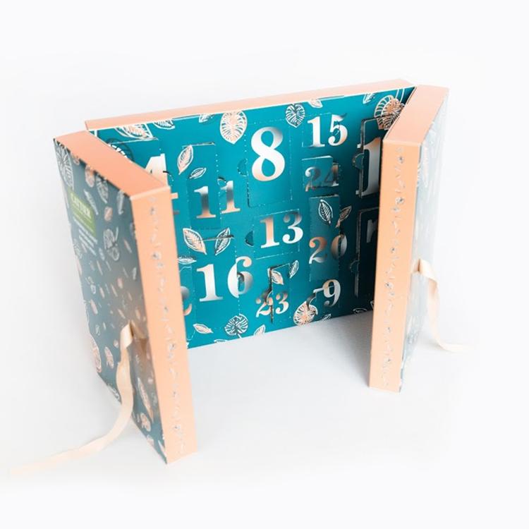 24 Days Advent Calendar Box 97 Png