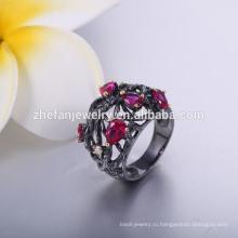 Рубиновый камень дизайн серебряное кольцо для мужчин гей мужские кольца дешевой цене