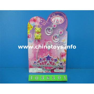 Belle jouets en plastique fille Toy Toy beauté Set (1036301)