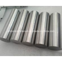 99,95% Pure Rods de molibdênio para o crescimento de cristal de safira