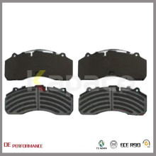 WVA 29121 Kapaco New Brand Heavy Duty Brake Pads For Renault OE NO D4060-MB40A