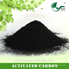 Excellent Food Grade Wood Steam Powder Activated Carbon