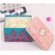 Paper Box with Printed Lid, Big Size Paper Box