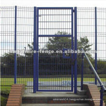 security metal fence gate