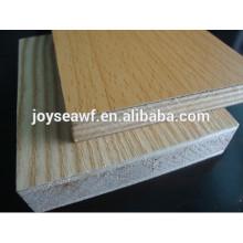 Painéis laterais de melamina lateral doube para fabricação de móveis