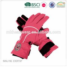 Guantes de esquí, guantes al por mayor, guantes de esquí de invierno, guantes de esquí al aire libre y snowboard