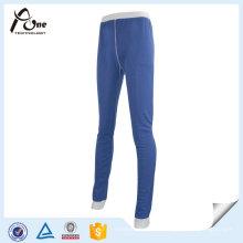 Pantalon thermique fille taille plus respirable sous-vêtements