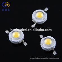 1W weiß emittierende LED Chip 3.0-3.4v 350mA High Power LED Perlen
