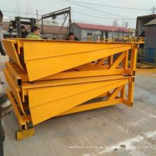 Hontylift Verstellbare mobile Containerentladerampe für den LKW-Preis