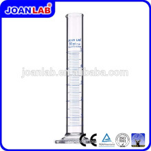 JOAN Lab Graduated Glass Measuring Cylinder With Glass Hexagonal Base