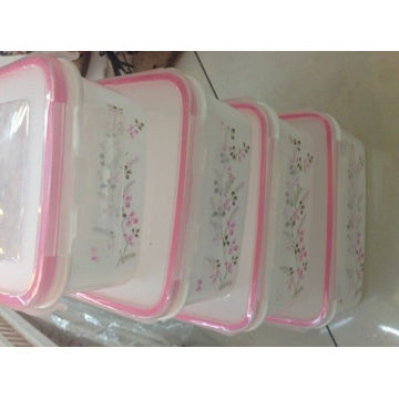 2015 Best Selling Plastic Food Container Sets