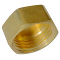 Threaded Brass Female Cap
