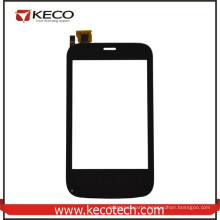 8 Years Manufacturer Mobile Phone Parts Black Touch Screen For Fly E154