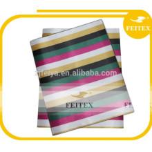 Venta al por mayor African Sego Headtie, Rainbow Sego Gele & Ipele, Head Tie & Wrapper 2 piezas / set