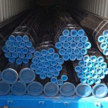 2015 tubos de acero sin costura de carbono caliente venta