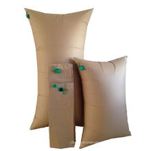 Best selling quality kraft paper air dunnage bag for logistics packaging