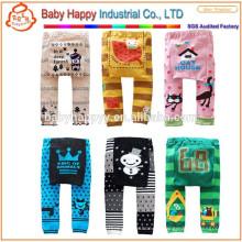 Großhandel sehr nette neue Baby-Leggings Baumwolldruck