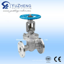 Stainless Steel Flanged Gate Valve (Z41W-16P)