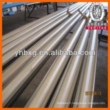Barres d'acier inoxydable duplex 2205