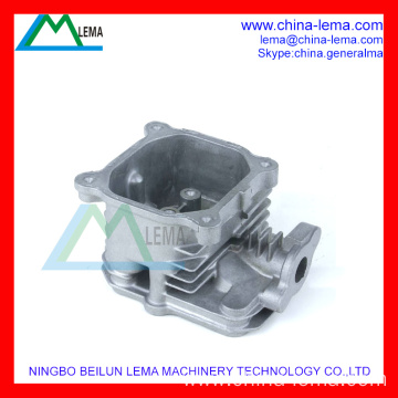 Injection CNC Aluminum Cylinder Housing