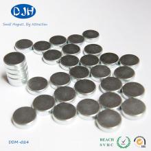 Neodímio Ferro Boro Magnetic Parts Pass Rohs & Reach Test