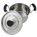 ChaoZhou stainless steel American high pot Kit