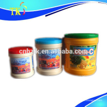 HDPE coffee powder cans, milk cans, food cans.