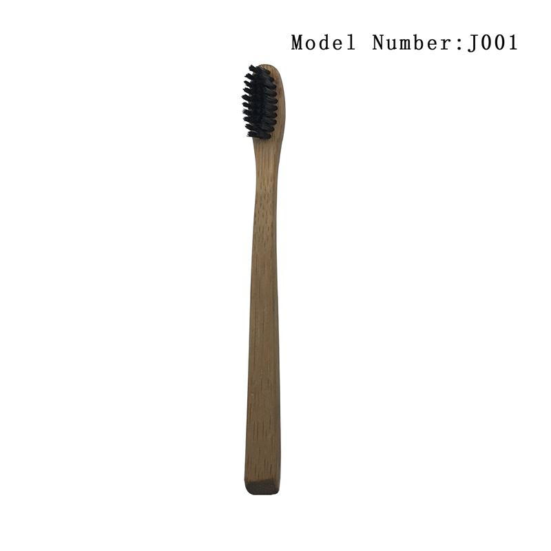 Top Quality 100 Biodegradable Bamboo Charcoal Toothbrush