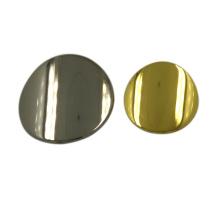 Accesorios de moda de ropa Botones personalizados de caña de metal