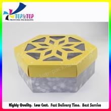 Caja de papel cosmético / caja de embalaje de dulces / caja de papel de belleza