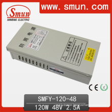 48V 2.5A 120W Rain-Proof Switching Power Supply