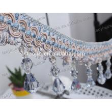 Beads Fringe / Cortina Brush Fringe Trimmings