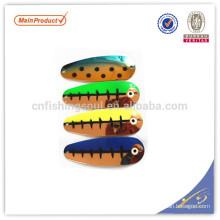 SNL016 chine en gros alibaba pêche leurre composant moule métal cuillère leurre