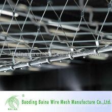 Сетка из проволочной сетки из нержавеющей стали