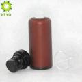 Косметический экспортер упаковка 80 мл бутылка лосьона прямые круглые пластиковые бутылки