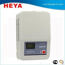 CE estabilizador de voltaje de la corriente continua de la bobina del cobre de la sola fase 500VA puro para el refrigerador