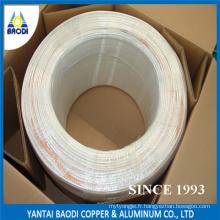 Tube de bobine d'aluminium