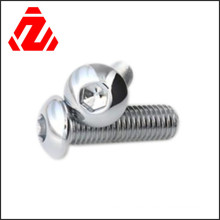 Stainless Steel Hexagon Socket Round Head Screws