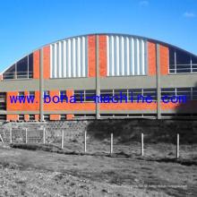 Bohai 1250-800 Kurvendach Projektmaschine