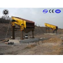 Línea de producción automática de la máquina del tamiz de la arena