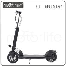 Бренд MOTORLIFE/OEM новый 36в350вт 10 дюймов электрический скутер, два колеса скутера