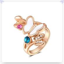 Art- und Weiseschmucksache-Art- und Weisezusatz-Legierungs-Ring (AL0046RG)