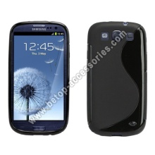 S Shape Case For Samsung I9300